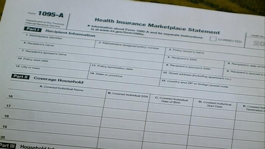 Changes to 2015 tax season thanks to Affordable Care Act