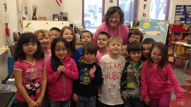 School supports La Crosse principal as she fights breast cancer