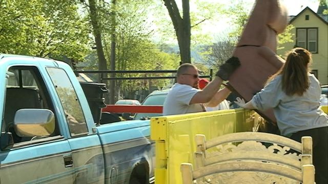 Northside residents get together for Team Up to Clean Up