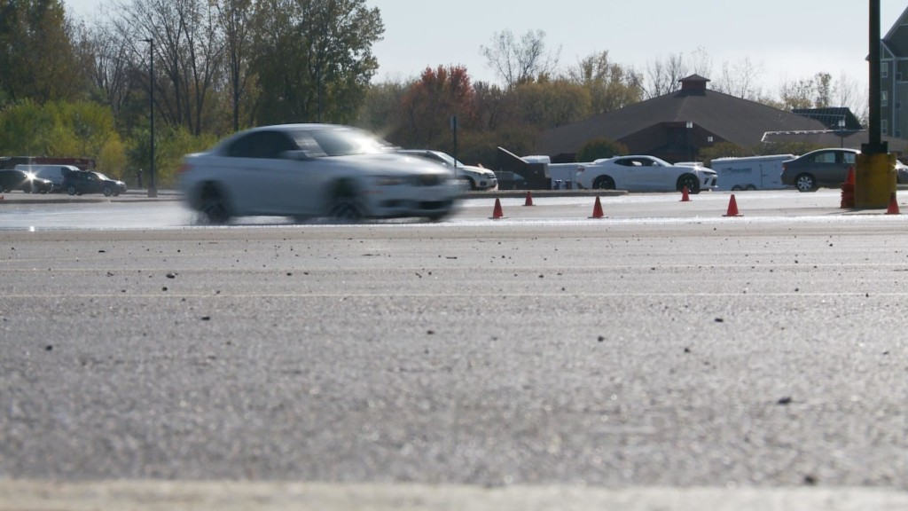 Teen Car Control Clinic provides road safety education in La Crosse