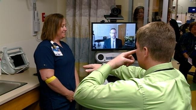 Lawmakers consider streamlining cross state medical licensing