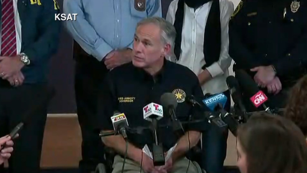 The Latest: Governor says 26 dead in Texas church attack