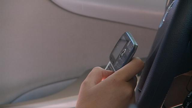 550 cited for texting and driving during crackdown