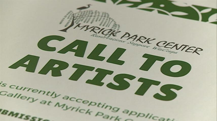 Final call for art submissions for 'The Gallery at Myrick Park'