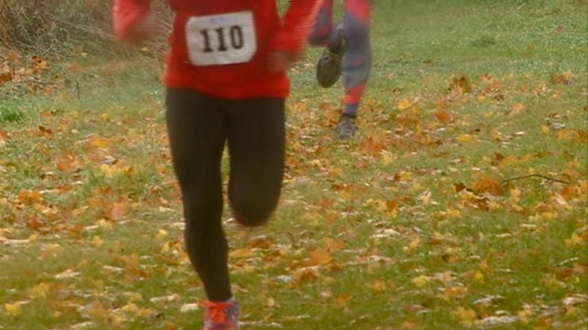 The Great Pumpkin Chase takes runners through Hixon trails