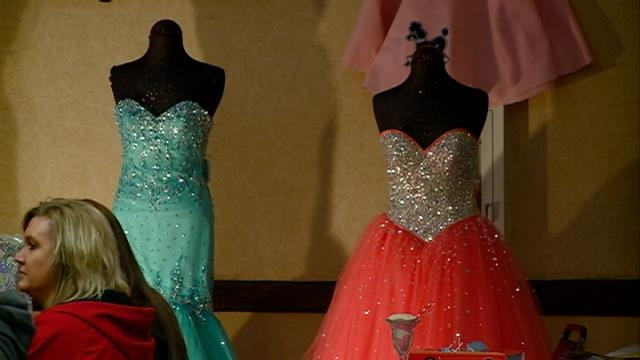 The Prom Expo: One stop shop for prom-goers
