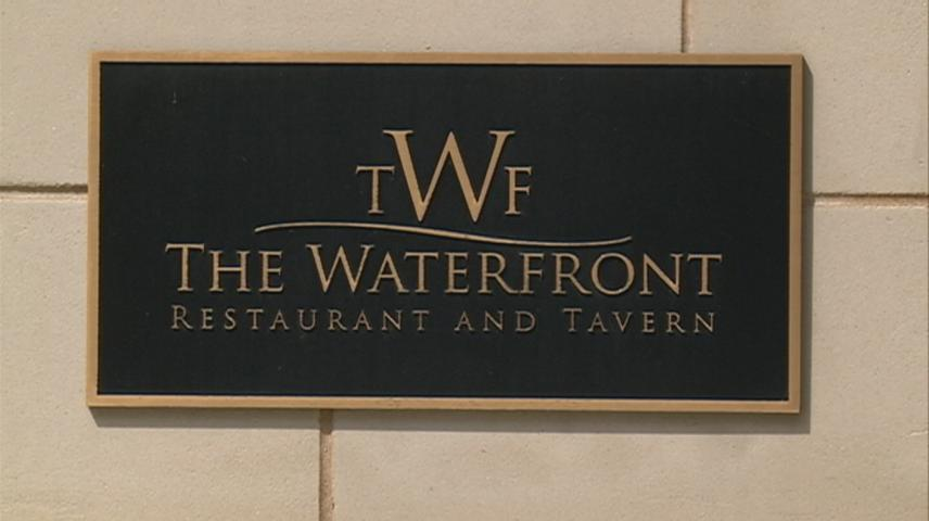 The Waterfront restaurant moves away from plastic straws