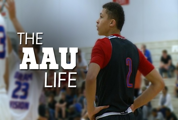 Part 1: 'The AAU Life' featuring La Crosse's Kobe King