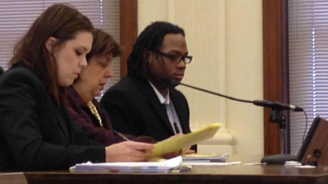 Grant County man sentenced for killing taxi driver