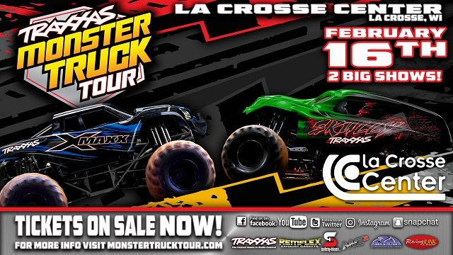 Traxxas Monster Truck Show Sweepstakes