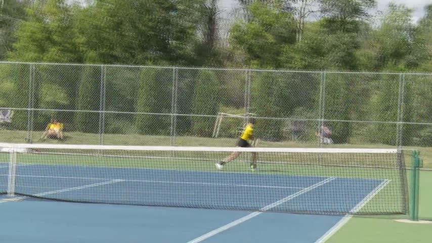 Girls Tennis: Tomah shuts out Portage at home