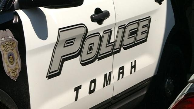 Convicted felon taken into custody in Tomah