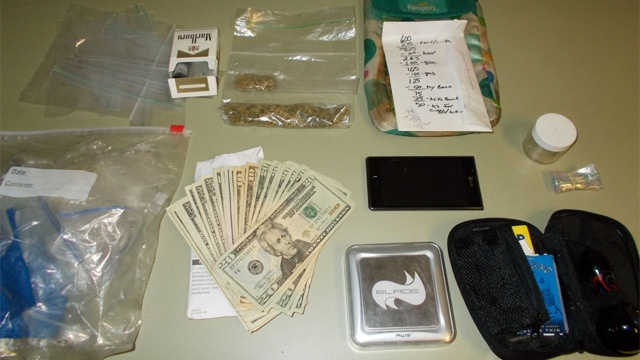 Anonymous tip leads to Tomah drug arrest near park