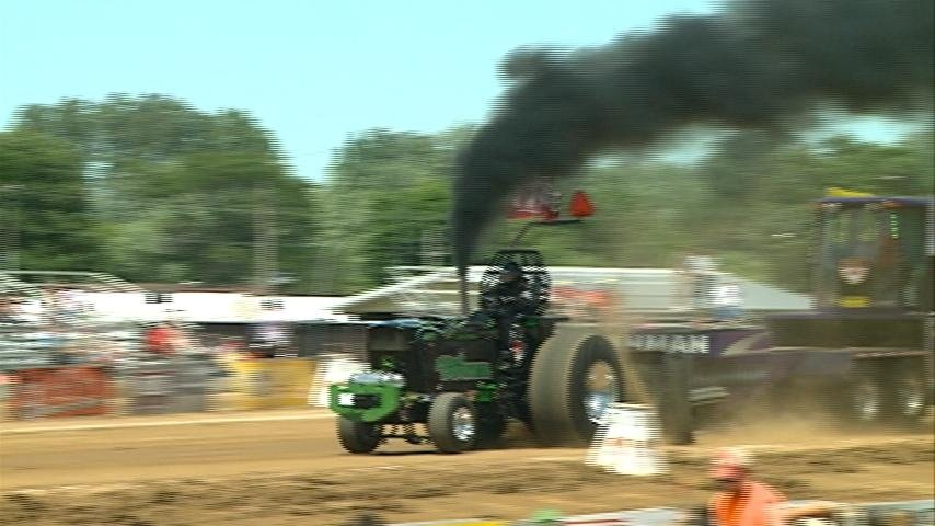 Annual Truck and Tractor Pull comes to an end