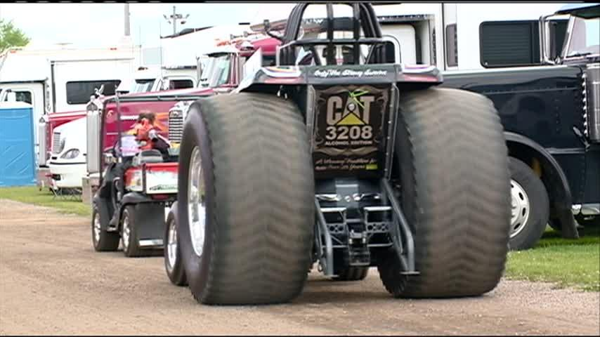 Tomah Hosts 44th Annual Dairyland Super National Truck and Tractor Pull