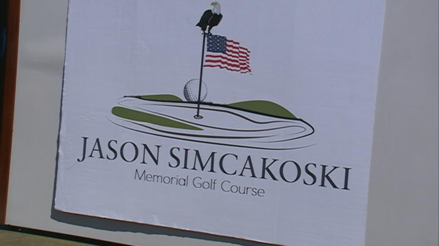 'Jason Simcakoski Memorial Golf Course' coming to Tomah VA
