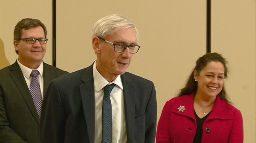 Local Democratic, Republican leaders react to Gov. Evers' state budget proposal