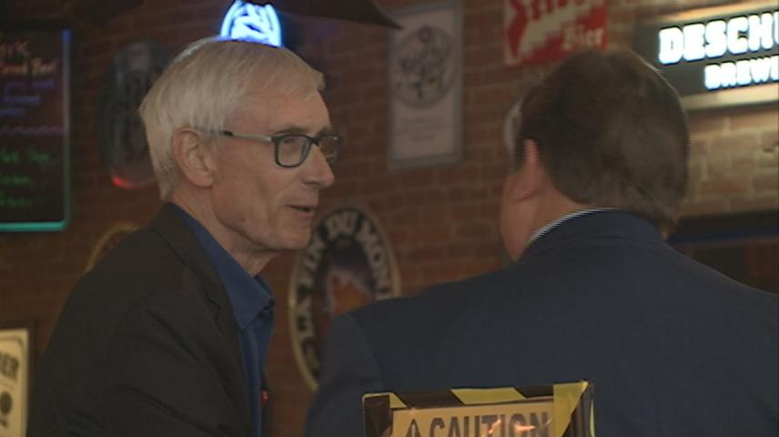 UPDATE: State Superintendent Tony Evers visits La Crosse as part of gubernatorial campaign