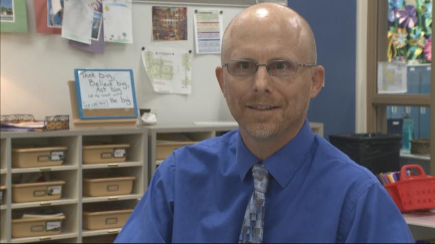 June Top Notch Teacher: Chris Schams