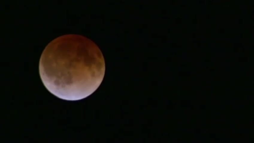 Blood Moon to take place early Wednesday morning