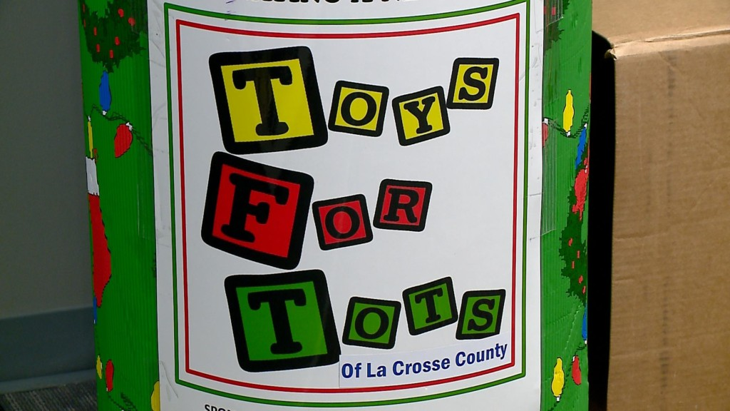 "Toys for Tots ""stuff a truck"" for children in need"