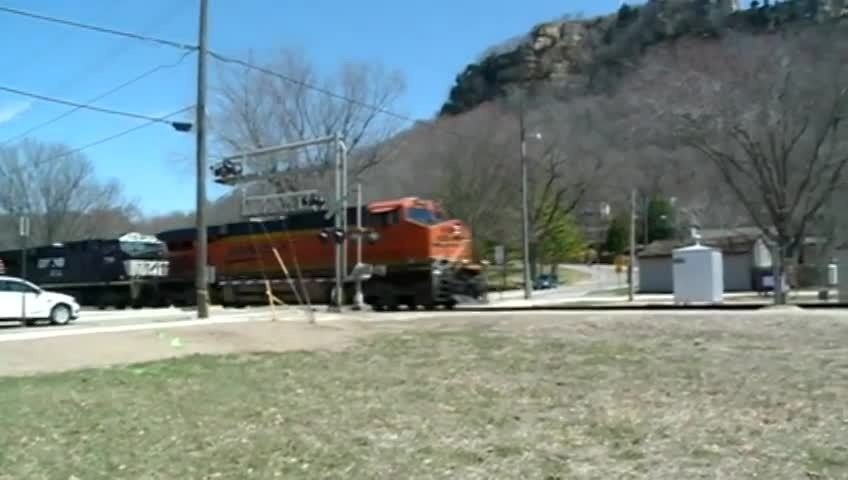 Residents express concerns over new rail line