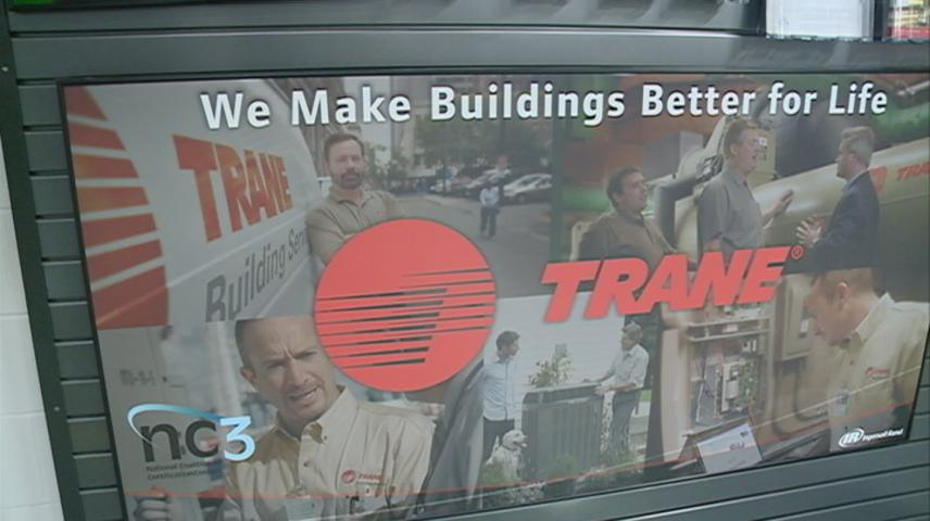 Trane donates to Western Technical College to bring state-of-the-art equipment to students