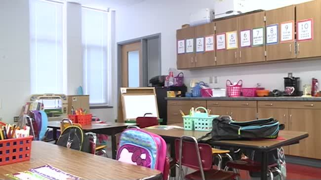 Northside Elementary aims to become a 'trauma-informed' school