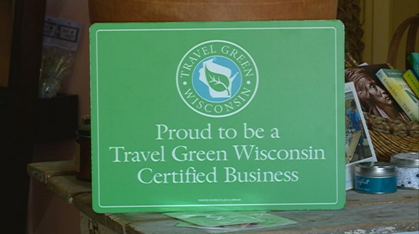 La Crosse business receives certification from Wisconsin Department of Tourism