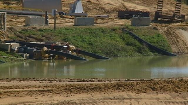 Frac sand mine may have contaminated drinking water
