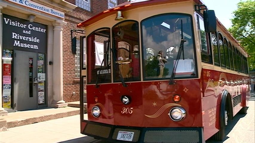 Historic trolley tours are back for the Summer