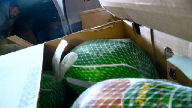 250 turkeys donated to La Crosse Salvation Army