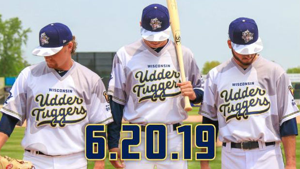 Timber Rattlers change name to Wisconsin Udder Tuggers for June 20 game