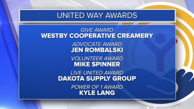 Great Rivers United Way honors community partners with awards