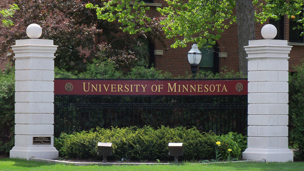 Conservatives sue University of Minnesota over speech venue