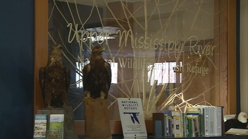 Workers at Fish and Wildlife Visitors Center back on job follow government shutdown