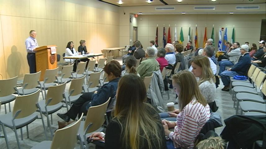 State leaders hear from students, residents at Legislative Forum