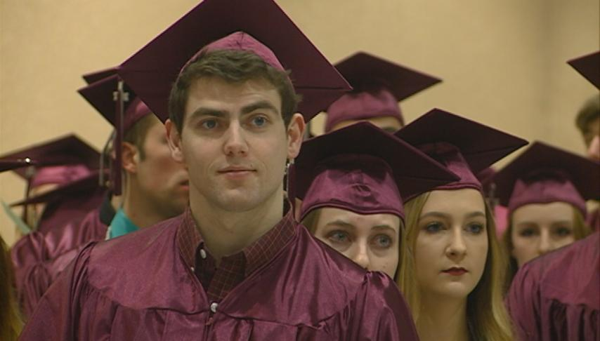 UWL celebrates winter graduates with commencement ceremony