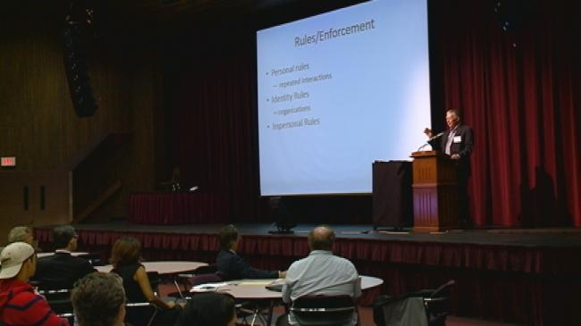 UWL conference helping economics department think beyond numbers