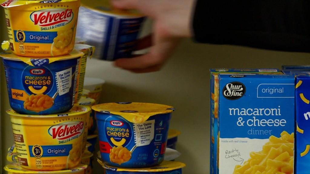 Food donations benefit those in need as semester ends at UWL