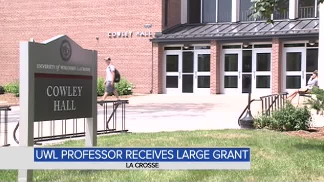 UWL professor receives large grant from National Institutes of Health