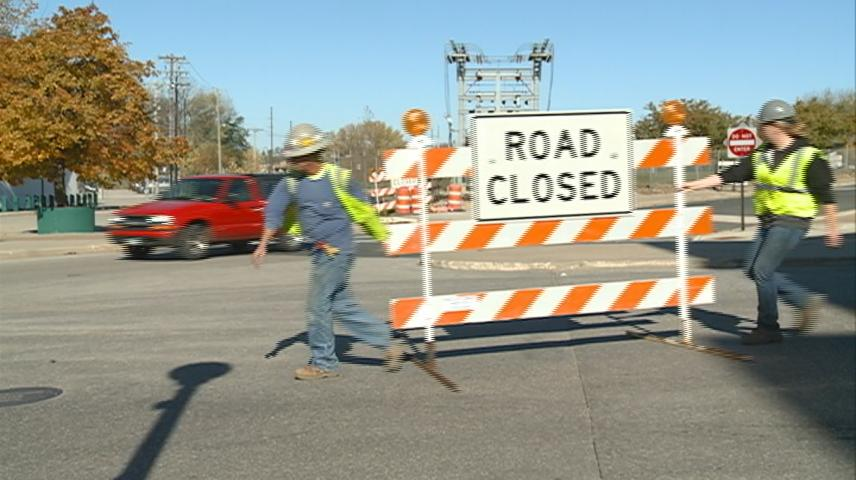 Construction closes 2nd Street in La Crosse