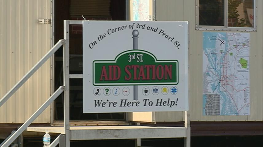 3rd Street Aid Station returns to La Crosse for Oktoberfest