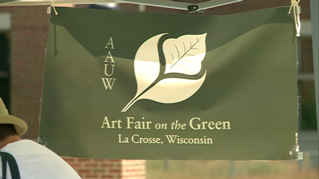Art Fair On The Green wraps up 58th year