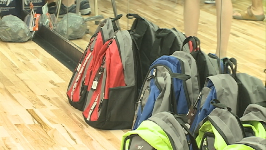 Boys and Girls Club gives helping hand with Back to School Fair