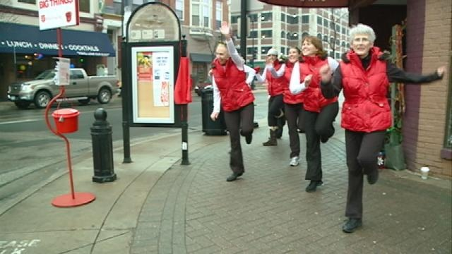 Red Kettle Campaign hopes for boost during match day event