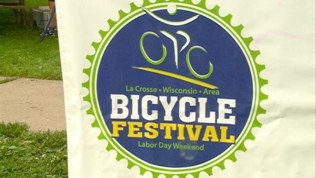 Fourth annual Bike Fest brings hundreds of riders to La Crosse