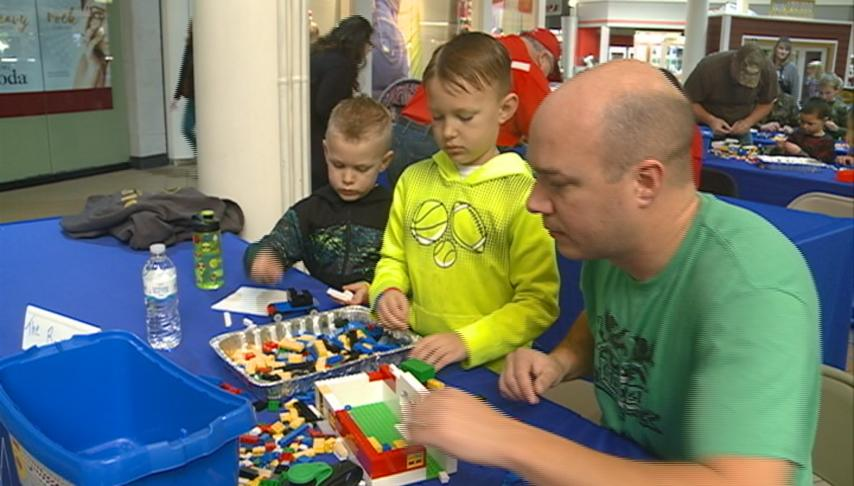 5th annual Building Bricks for Hope LEGO building contest held Saturday