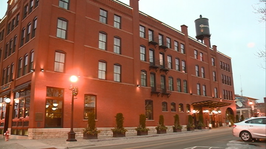 La Crosse hotel ranked 2nd on national 'Traveler's Choice' list