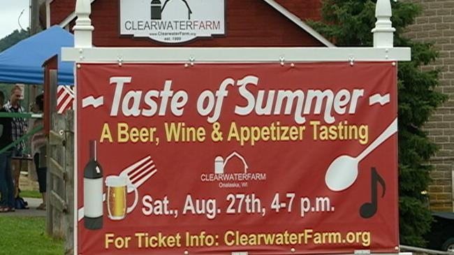 'Taste of Summer' benefits non-profit farm